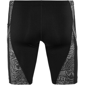 Nike Swim Geo Alloy Jammer Men black